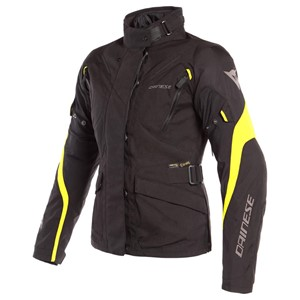 Dainese Tempest 2 Dame sort gul