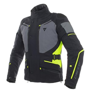 Dainese Carve Master sort gul