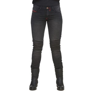 Sweep Amelia Black Jeans