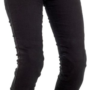 Richa Jegging Lady Kevlar Jeans Black Lengde: 32