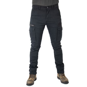 Sweep Jungle kevlar jeans. Sort