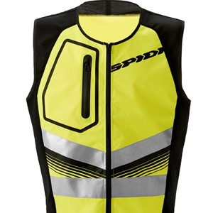SPIDI HV VEST YELLOW FLUO